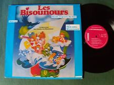 LES BISOUNOURS, B.O. film / Annick Thoumazeau - MINI LP 33T 1986 CARRERE 66329