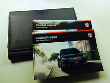 Vauxhall Insignia E Tourer manuale Pack + Infotainment audio-nav BOOK 2014-2016