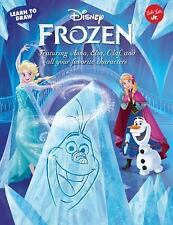 Licensed Learn to Draw Ser.: Learn to Draw Disney's Frozen : Featuring Anna,...