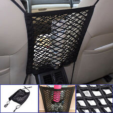 Mesh Cargo Net Truck Storage Luggage Hooks Hanging Organizer Holder Seat Bag New