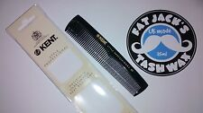 Kent SPC85 Pocket Comb - Antistatic Unbreakable, 128mm Professional Styling