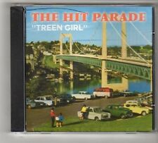 (FZ540) The Hit Parade, Treen Girl - 2014 DJ CD