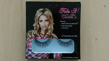 TOP QUALITY FALSE EYE LASHES BY FAKE IT CHANTELLE. REUSABLE, HAND MADE