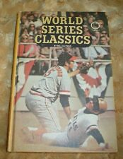 1973 WORLD SERIES CLASSICS HARD COVERED BOOK BY BILL GUTMAN NM!!