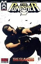 Punisher MAX Vol. 5: The Slavers, Garth Ennis, Acceptable Book