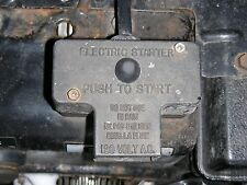 Tecumseh Electric Start Switch for Sears,Craftsman,MTD, Snowblower
