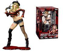 """Freddy Krueger vs. Jason """"Miss Freddy BISHOUJO PVC Estatua Figura 1/7 KOTOBUKIYA"""