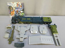 "Transformers G1 Combaticon ""ONSLAUGHT"" Light Grey Version  *BRUTICUS* 1986"