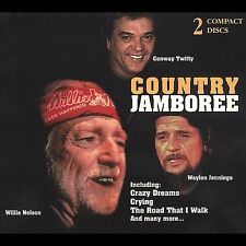 Conway Twitty CRAZY DREAMS Willie Nelson Waylon Jennings CRYING 2 CD Set New