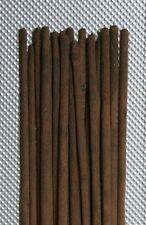 Natural Organic Sandalwood & Vanilla Incense Sticks. Connoisseur Quality (20 gm)