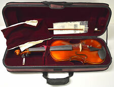 "WILLIAM LEWIS WL2526 DAVID VIOLA (16 1/2"") WITH GLASSER HORSEHAIR BOW (SELMER)"