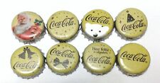 SET COMPLETO COCA COLA NAVIDAD 2014 ¡¡¡ MEXICO KRONKORKEN BOTTLE CAPS COKE TAPPI