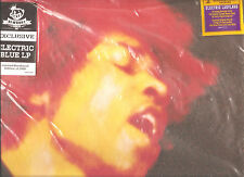 """JIMI HENDRIX EXPERIENCE """"Electric Ladyland"""" Limited Edition Blue Vinyl 2LP ss"""