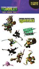Teenage Mutant Ninja Turtles - Vinyl Sticker Pack