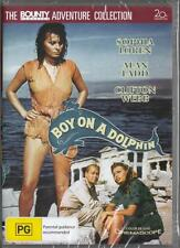 BOY ON A DOLPHIN - SOPHIA LOREN -  NEW & SEALED REGION 4 DVD - FREE LOCAL POST