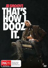 JB Smoove: That's How I Dooz It  - DVD - NEW Region Free