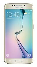 Samsung  Galaxy S6 Edge SM-G925I - 32 GB - Gold  India Manufacturing Warranty