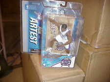 MCFARLANE NBA 11**RON ARTEST**WHITE KINGS JERSEY **QQ
