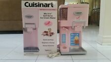 Ice Cream Maker Fully Auto Mix It In Soft Serve 1-1/2-Quart And Yogurt Sherbert