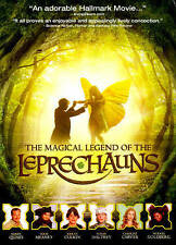 The Magical Legend Of The Leprechauns (DVD 2014 1-Disc Set) RARE HALLMARK NEW
