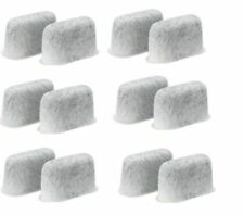 12 Replacement Charcoal Water Filters for Cuisinart Coffee Machines