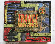 Trance Europe Express 3 -2CDs + 192 Seiten Booklet  Mouse On Mars  Banco De Gaia