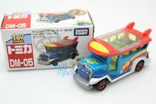 Tomica Takara Tomy Disney Motors DM-05 Toy Story Cruiser Green Alien Diecast Car