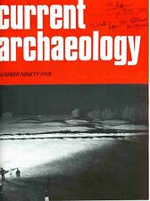 Current Archaeology vol 8