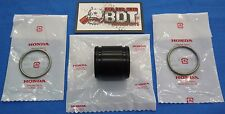 HONDA TRX 250R TRX250R OEM EXHAUST PIPE MUFFLER RUBBER SEAL BANDS NEW BDT