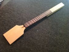 "Blank ""THRU"" Neck – Maple/Rosewood"