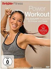 ROBERT/LE,ALEXA STEINBACHER - BRIGITTE-POWER WORKOUT  DVD NEU