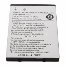 *NEW ORIGINAL* BELTRON BATTERY FOR CASIO C811 GZONE COMMANDO 4G BTR811 BTR811B