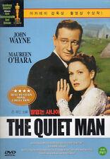 John Fords - The Quiet Man - John Wayne Maureen O'Hara (NEW) Love Story DVD