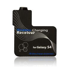 Caricabatterie Senza Fili Qi Di ricarica Ricevitore Kit per Samsung Galaxy S4
