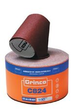 CARTA VETRO NORM.GRINCO/C824(OCN) H12 GR. 40* cod. 3984  1 metro