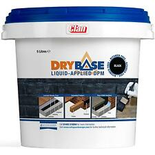 UNIVERSAL DRYBASE LIQUID APPLIED DPM compatible with Dryzone dampsolve ultracure