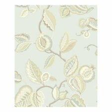 York Wallcoverings WA7761 Waverly Classics Fantasy Fleur Wallpaper DOUBLE ROLL