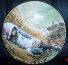 Wedgwood Collectors Plate DAYDREAMS 1992 REFLECTIONS ON A COUNTRY CHILDHOOD
