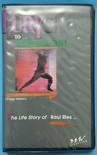 Fury To Fredom: The Life Story of Raul Ries VHS Cable Version