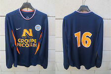 Maillot porté n°16 MONTPELLIER NIKE MHSC vintage match worn shirt football