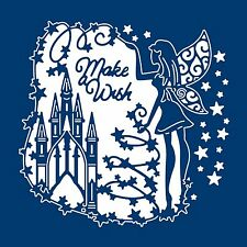 TATTERED LACE FAIRY CASTLE TAPESTRY DIE SET D1198 FIT FOR A PRINCESS