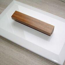 Lackierte Eiche Massivholz solid wood Griffe 128-96-64 mm Küche Schubkasten NEU