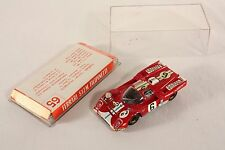 Safir 65, Ferrari 512 M Filipinetti, Made in France, rare, Mint in Box #ab768