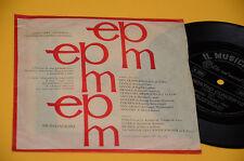 """7"""" 45 FLEX DISC (NO LP ) LUCIANO TAJOLI IL NOSTRO CONCERTO OTTIME CONDIZIONIO"""