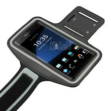 BL.Sports Running Jogging Gym Armband Case Cover Holder For Sony Xperia M4 Aqua