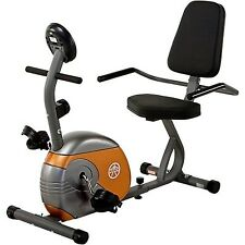 Recumbent Exercise Bike Fitness StationaryCardio Bicycle Workout Cycling Indoor