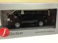 TOYOTA HIACE Super GL TAXI MACAU 2006 J COLLECTION 1:43 DIECAST-CAR-MODEL-JCL091