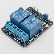 5V 2 Channel Relay Module for Arduino PIC ARM DSP AVR Electronic Raspberry TMPG