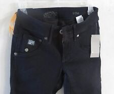 G-star Raw Women Jeans 27 W x 34 Arc 3D Super Skinny Raw Brand New with Tags