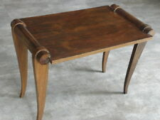 ANTIQUE OLD COFFEE TABLE wood art deco vintage sofa table wooden Century